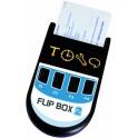 FLIP BOX 2 (V1002) avec logiciel pour décharger gérer cartes   et chronotachygraphes (uniquement PC)