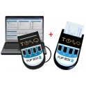 FLIP BOX 2 et son logiciel Tachosafe PC+1 boîtier supplémentaire